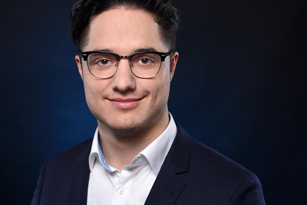Adrian Lautenbach - Ressortleiter IT